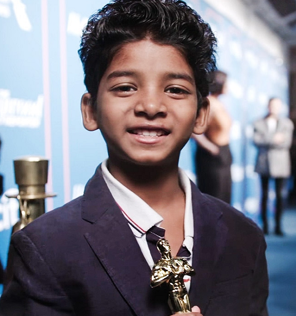 Chippa child actor Sunny Pawar: Dad selects scripts for me