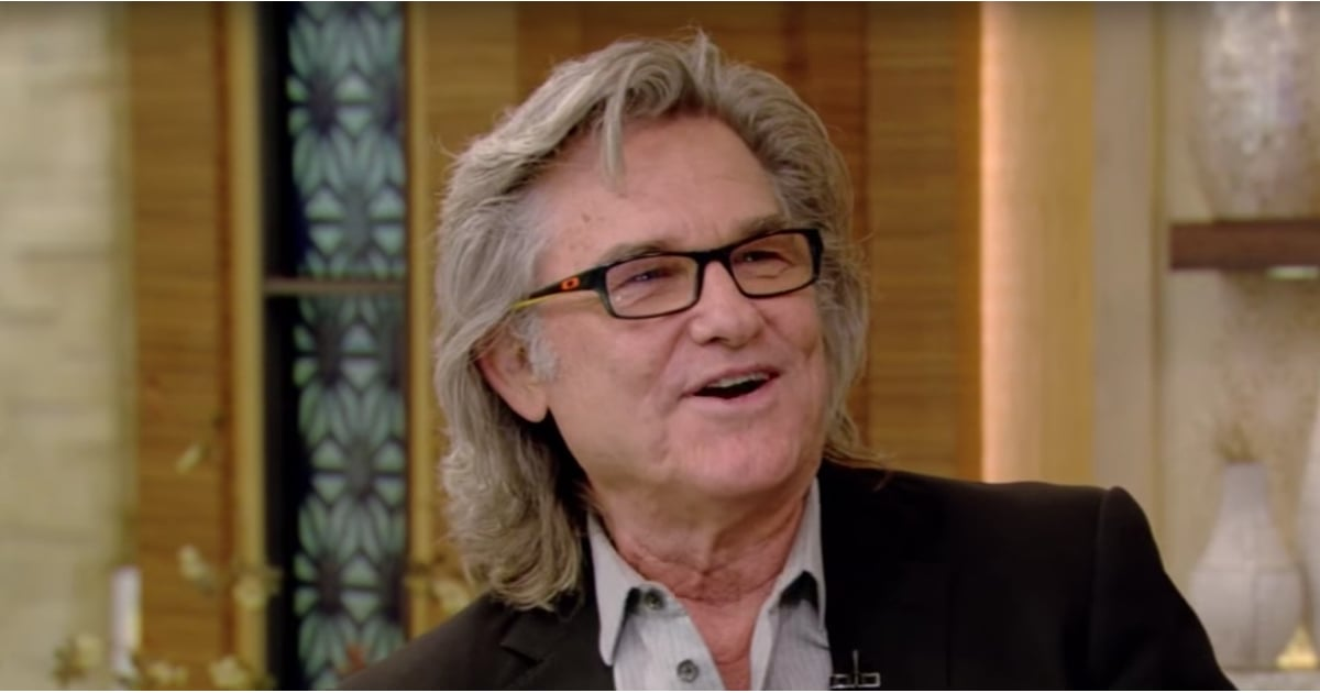 Kurt Russell Revealed the Sexy Details From His First Date With Goldie Hawn,  and We're Blushing
