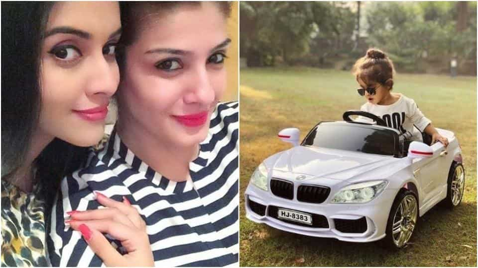 Asin Shares Pics Of Raveena Tandons Very Special Birthday Gift For Her Daughter