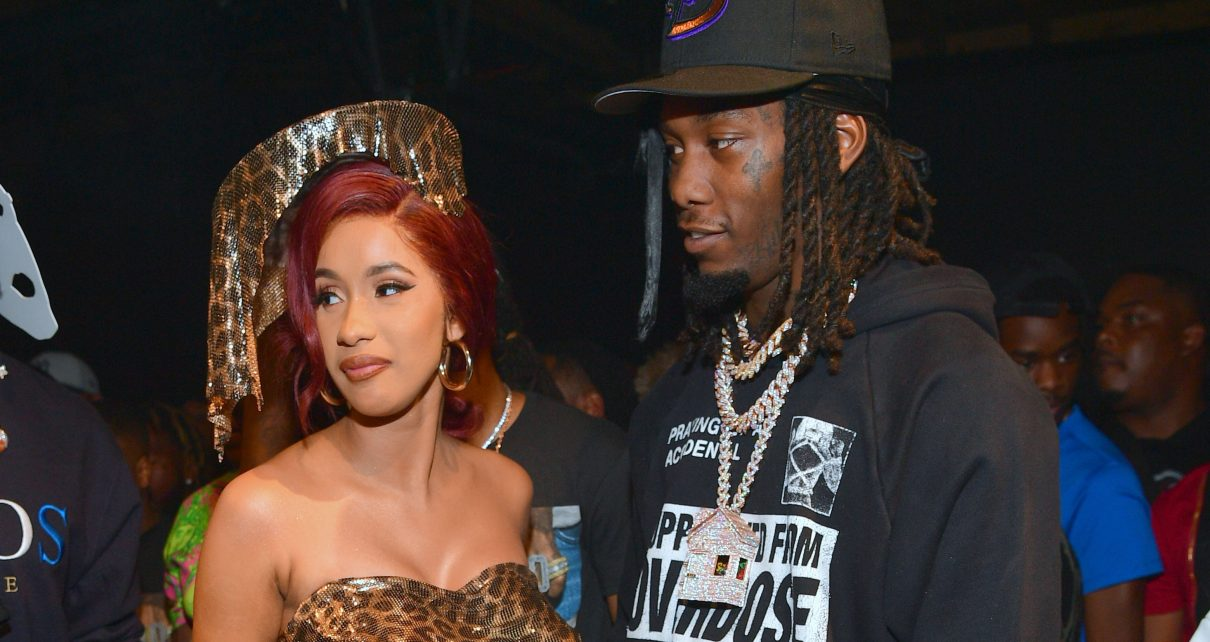 Cardi B Reportedly Pursuing Legal Action Against Hackers: Cardi B And Offset Are Tangled Up In Several Legal Battles