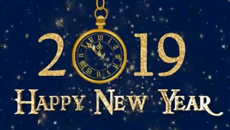 Happy 2019 >> Happy New Year 2019 Best Quotes Smses Wishes To Share On Whatsapp