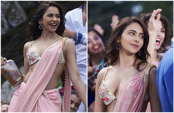 Wedding Nip Slip.Rakul Preet Singh Nip Slip Hot India Report